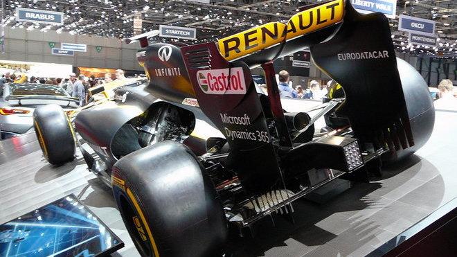 Zapojí se do F1 i další výrobci motorů? (ilustrační foto)