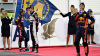 Daniel Ricciardo před závodem v Bahrajnu