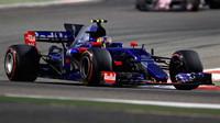 Carlos Sainz jr. je jedním z témat doprovázejících poslední Grand Prix