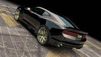 """Trans Am 455 Super Duty je """"nástupcem"""" legendárního muscle car Pontiac Firebird Trans Am. Základem je však šestá generace Chevroletu Camaro."""