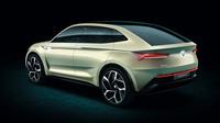 Škoda Vision E je ve formě konceptu připravena zazářit na autosalonu v čínském Šanghaji