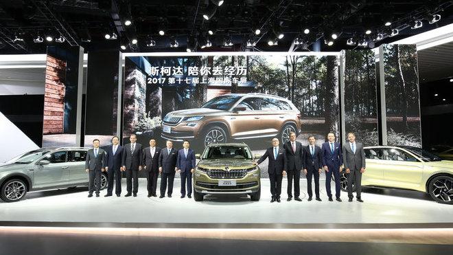 Škoda auto má na čínském trhu velké plány