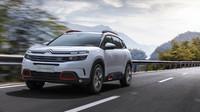 Citroën představí v Šanghaji nový C5 Aircross, který se velikostí řadí mezi Škodu Yeti a nový Kodiaq