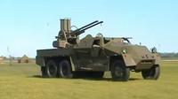 Samohybný protiletadlový dvojkanón vz. 53/59 na podvozku Praga V3S