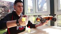 První RC auto ovládané čistě pohybem ruky odstartovalo svou kampaň na Kickstarteru