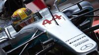 Lewis Hamilton je připraven odjet z Maďarska v čele průběžné kvalifikace