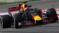 Pierre Gasly při sezónních testech v Bahrajnu