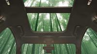 Ford experimentuje s použitím bambusu