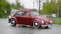 16. ročníku Jarního VW Sprintu / Memoriálu Roberta Kudrny se zúčastnila řada
