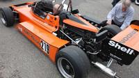 March Formule 3 z roku 1978 pozdějšího pilota F1 Kennyho Achesona.