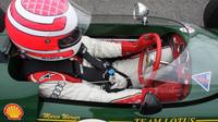 Trojnásobný vítěz 24h Le Mans Marco Werner startoval ve Formuli Junior.
