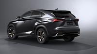 Lexus představil v Šanghaji facelift svého nejmenšího SUV na trhu, modelu NX