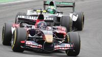 Ingo Gerstl na Toro Rosso STR1 vyhrál v Hockenheimu oba závody