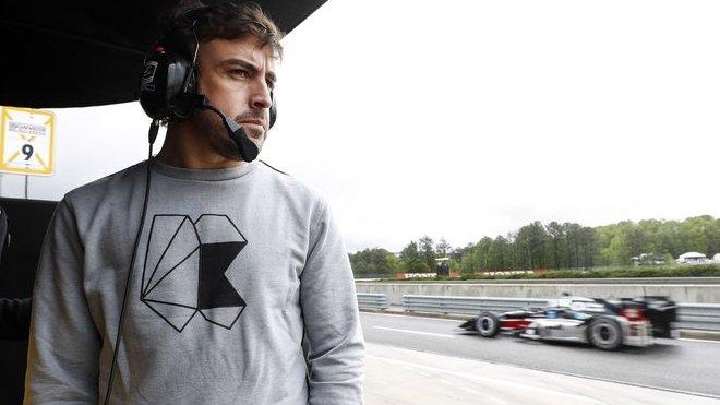 Alonso: Indy 500 je mnohem lepší příležitostí než Monako, kde může McLaren bodovat - anotační obrázek