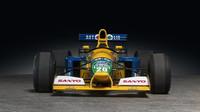 1991 BENETTON F1