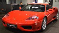 Tento vůz Ferrari 360 Modena je momentálně na prodej za částku 1.950.000 Kč