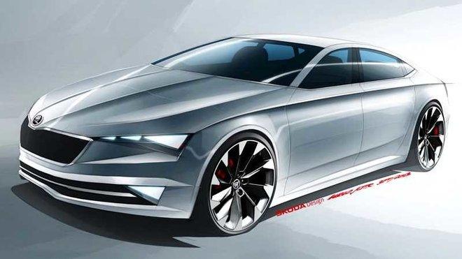 Škoda Vision C