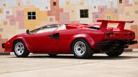 Barva vozu Rosso Siviglia je původní