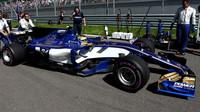 Sauber pomalu renovuje své technické vybavení