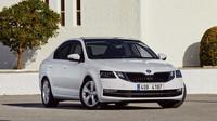 Škoda Octavia třetí generace po faceliftu