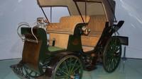 Tatra President, nejstarší automobil na území Česka a střední Evropy, vznikl teprve v roce 1897