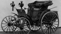 Inspirací pro vznik vozu Präsident byl automobil Mercedes Viktoria