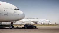 Porsche Cayenne dokázalo pohnout s mohutným Airbusem A380