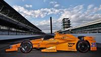 McLaren pro závod Fernanda Alonsa v Indy 500