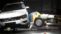VW Tiguan je podle Euro NCAP nejbezpečnější malé SUV za rok 2016