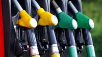 Stojan benzínové pumpy