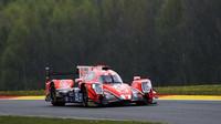 Prototyp LMP2 týmu CEFC Manor TRS Racing s posádkou Vitalij Petrov, Roberto Gonzales, Simon Trummer