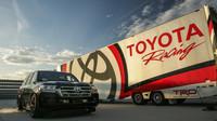 Toyota Land Speed Cruiser, nejrychlejší SUV na planetě