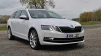 Škoda nabízí akční Octavii combi od doporučených 499 900 Kč - anotační foto