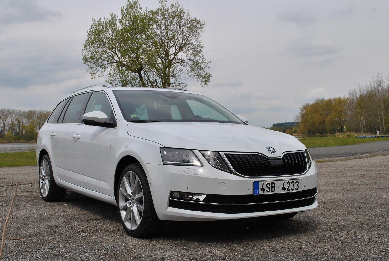 Škoda nabízí akční Octavii combi za doporučených 499 900 Kč - anotační obrázek