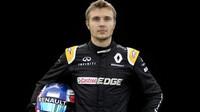 Sergej Sirotkin dnes v Abú Zabí testuje s Williamsem