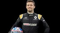 Snímek, který už je minulostí - Palmer opustil tým Renault