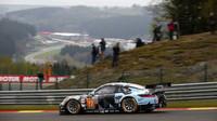 Porsche 911RSR týmu Dempsey-Proton Racing s posádkou Marvin Diest, Christian Ried, Matteo Cairoli