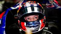 Daniil Kvjat se nebezpečně blíží absenci v jednom závodě