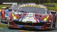 AF Corse Ferrari 488 GTE posádky James Calado, Alessandro Pier Guidi