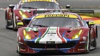 AF Corse Ferrari 488 GTE posádky Davide Rigon, Sam Bird