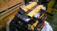Motor 6,2 litru V12 z vozu Lamborghini Murcielago