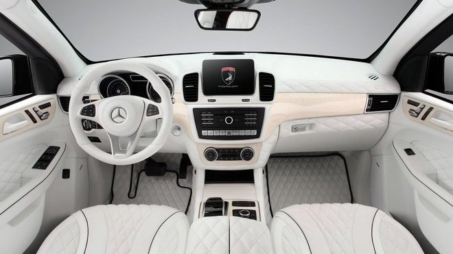 Mercedes-Benz GLE Guard