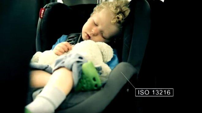 Dětské sedačky se systémem ISOFIX patří k těm nejbezpečnějším