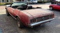 Mustang FF Convertible 4x4