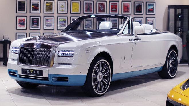 "Rolls Royce Phantom Drophead Coupe ""Last of Last"""
