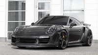TopCar Stinger GTR Carbon Edition Porsche 911 Turbo S