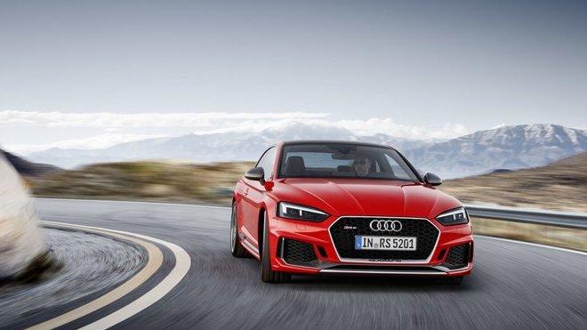 Nová Audi RS5 Coupé