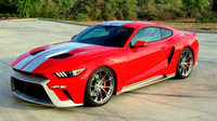 Zero to 60 Designs Ford Mustang GTT