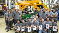Milionté Porsche 911 sjelo z výrobní linky 11.05.2015