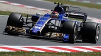 Pascal Wehrlein přivezl Sauberu letošní první body - a mohlo jich být i více